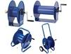 PORTABLE & FIXED MOUNT HAND CRANK HOSE REELS