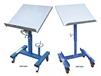MOBILE TILTING WORK TABLES