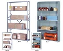 """EXTRA SHELVES FOR 48"""" WIDE INDUSTRIAL SHELVING"""